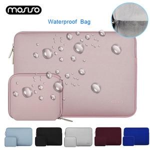 Bolsa para portátil para Macbook Air 13 11 Pro 15, funda de neopreno resistente al agua A2289 A2251 A2179, fundas para Asus Acer HP Lenovo 14 15,6 16 pulgadas