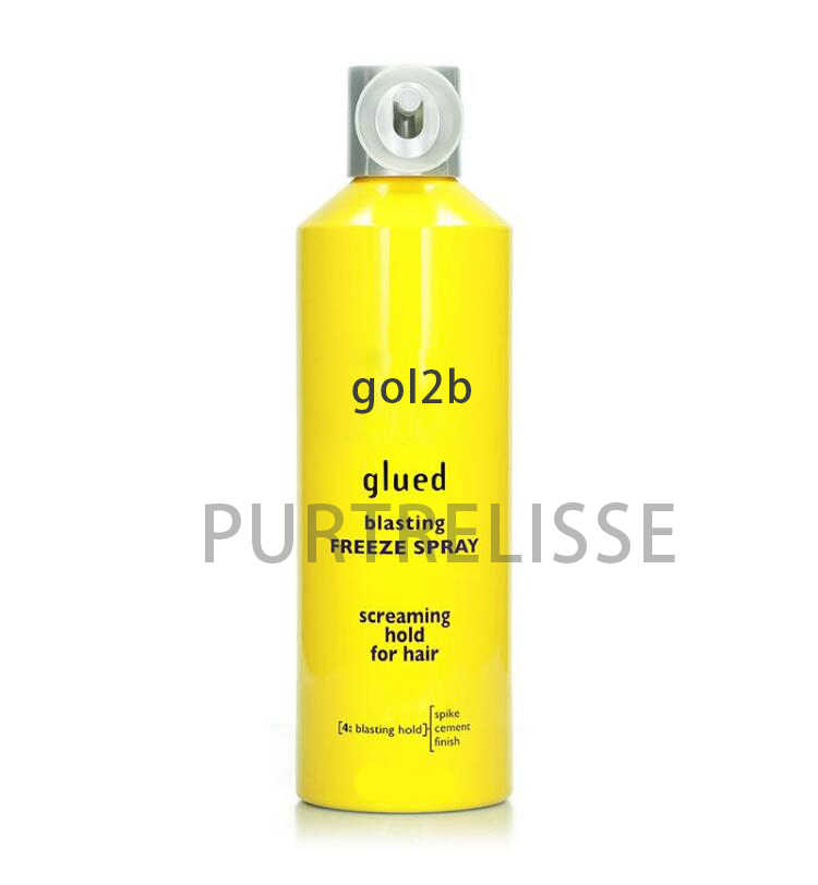 Got2b Gelijmd Stralen Freeze Spray 12 Ounce/340G