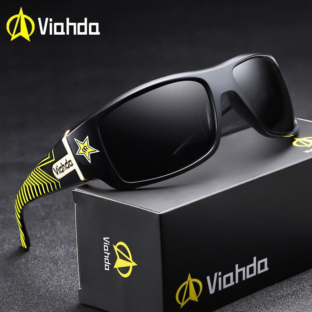 2020 VIAHDA Sunglasses Men Polarized Driving Sport Sun Glasses Fashion For Men Women Sun Glasses Travel Male Female in Men 39 s Sunglasses from Apparel Accessories