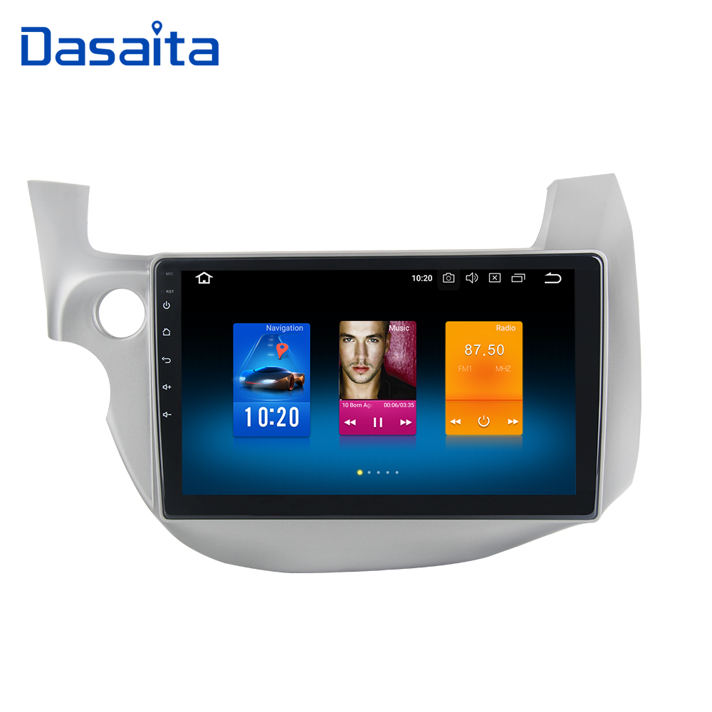 <font><b>Android</b></font> Car Multimedia for <font><b>Honda</b></font> Jazz <font><b>Fit</b></font> 2008 <font><b>2009</b></font> 2010 2011 2012 2013 Support Radio 4G 32G <font><b>Android</b></font> 9.0 GPS image