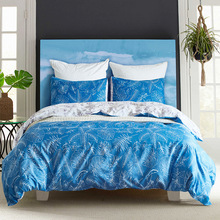 Palm Leaf Banana Leaf Bedding Gardens Set Duvet Cover 220x240 Queen King Bedclothes Bed Sheet 150x200 Bed Covers Home Comforter