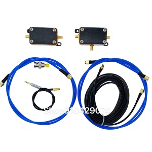 Latest Version YouLoop Magnetic Antenna Portable Passive Magnetic Loop Antenna NCPL Suitable for HF SDR Radio HF VHF