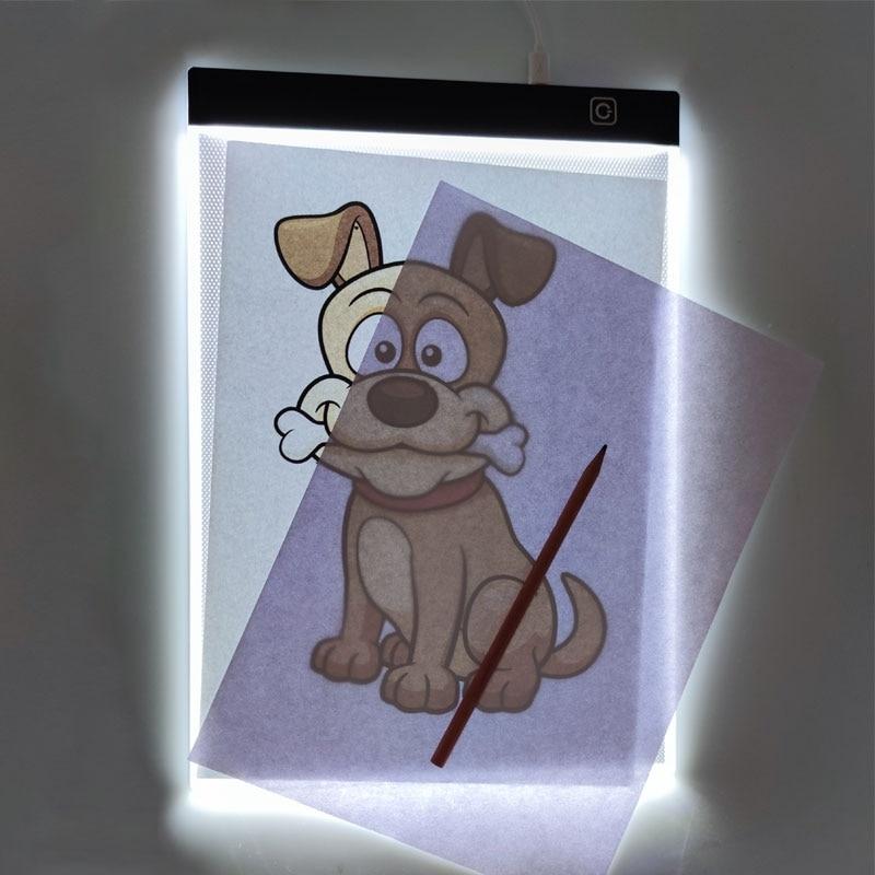 almofada de luz para pintura diamante artcraft