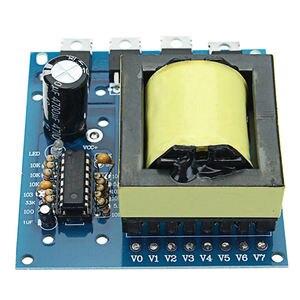 Image 4 - RISE 500W Inverter Boost Bordo Trasformatore Trasformatore di Alimentazione Dc 12V a Ac 220V 380V Convertitore Auto