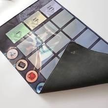 2020 yüksek kaliteli kauçuk Playmat Splendor masa oyunu özelleştirmek Splendor oyunu Playmat