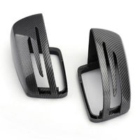 Carbon Fiber Rearview Mirror Cover For Mercedes Benz CLA GLA W212 W212 W221 W204 Placement on the vehicle: Left/Right/ Front