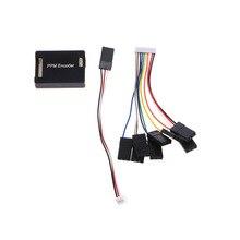 Pixhawk PPZ/MK/MWC/ppm-кодировщик Плата декодера для радиоуправляемого приемника Контроллер полета