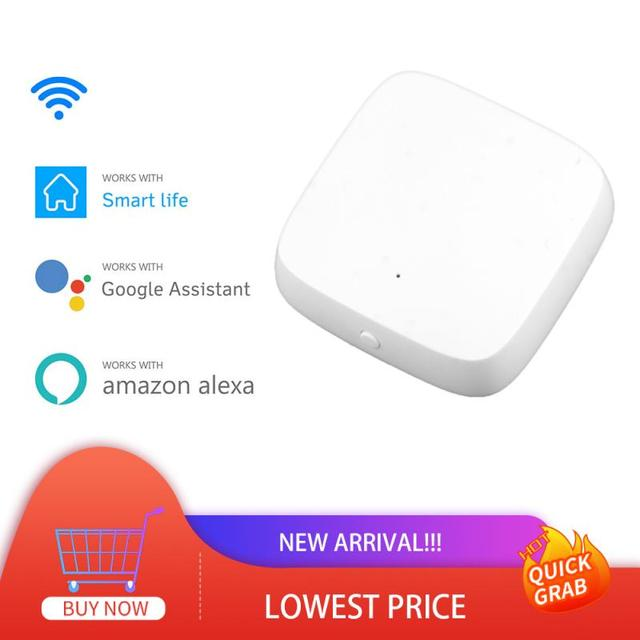 EWelink Smart Home Zigbee Mini Digital Indoor Temperature Humidity Sensor Home Accessories Family Intelligence System Remote New