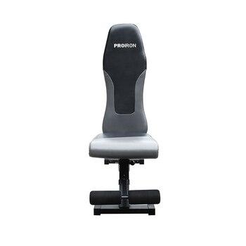 לשבת ספסל מתכוונן אימון מקצועי כיסא שרפרף משקולת ציוד כושר בטן לוח פיתוח גוף שיפוע לוח