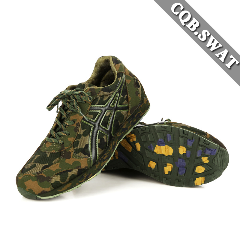 Manufacturers Direct Selling New Style Running Shoes CQB.SWAT Camouflage Running Shoes 2.0 Casual Running Shoes Ultra-Light Runn
