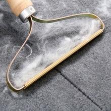 Clothes-Brush-Tools Sweater Coat Lint-Remover Fuzz-Fabric-Shaver Manual Woolen Portable