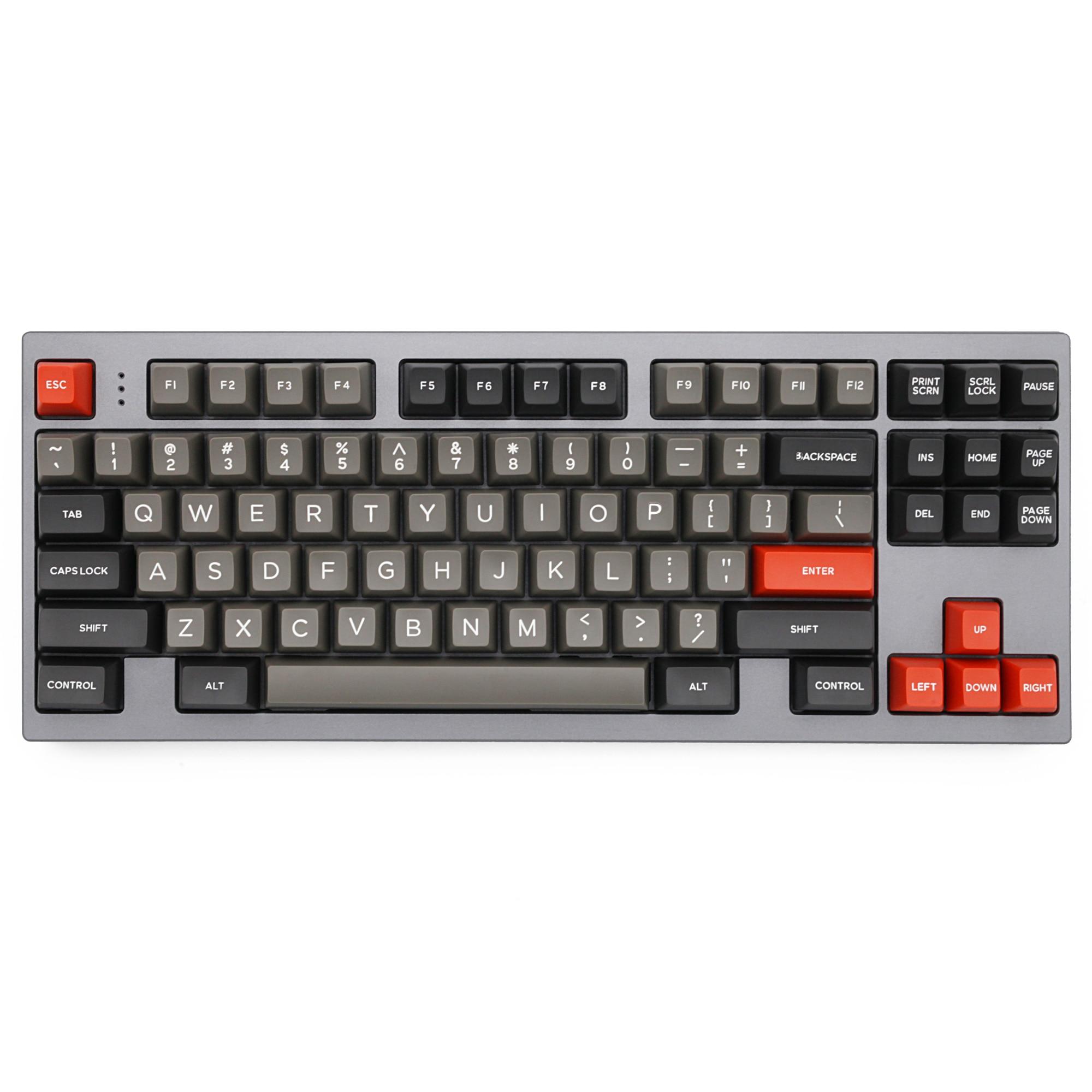 Domikey Sa ABS Doubleshot Keycap Cổ Điển Dolch Sa Hồ Sơ Cho MX Thân Bàn Phím Game 87 104 Gh60 Xd64 Xd68 Xd84 xd96 Xd75 Xd87 title=
