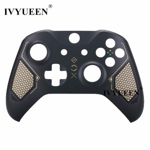 Image 1 - IVYUEEN Plastic Front Top Shell Cover for Xbox One X S Controller Case Skin Recon Tech Special Edition Limited for X Box ONE