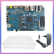 Smart-Router Banana Pi Home-Automation BPI W2 with REALTEC Rtd1296-Design/suitable
