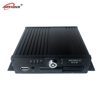 HYFMDVR 960H MDVR Mobile-Dvr-Support AHD Truck 4ch Extend Signal-Camera GPS 960P Analog Bus/Car/vehicle-monitor image