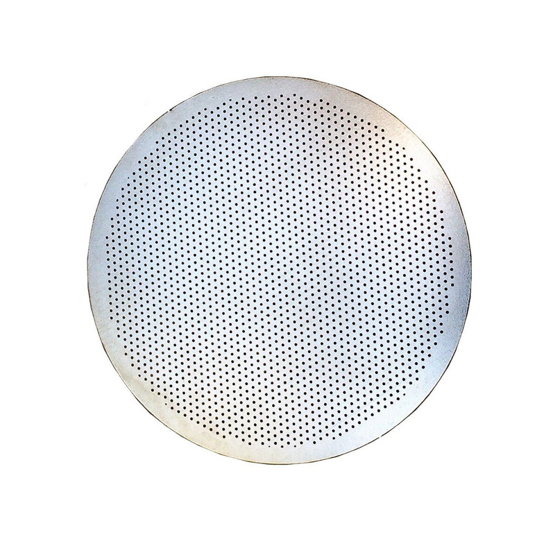1Pc For AeroPress Solid Ultra Fine Stainless Reusable Metal Steel Coffee Filter