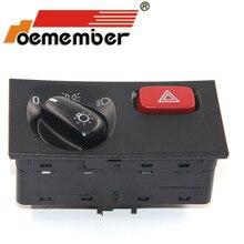 1900317 части грузовика освещение переключатель ключ световая сигнализация оповещения для Scania 1540673 2252076