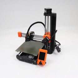 طابعة Prusa صغيرة ثلاثية الأبعاد لتقوم بها بنفسك مجموعة كاملة بما في ذلك مروحة Meanswell PSU Sunon ، مستشعر الفتيل قبل الطلب (غير مجمعة)