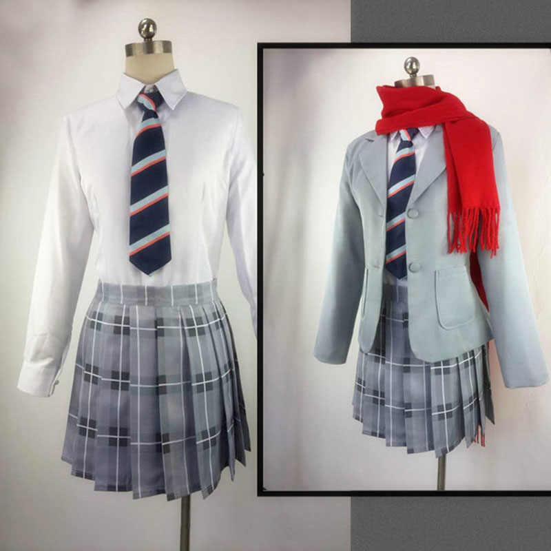 Anime DARLING in de FRANXX Cosplay HIRO ICHIGO Nul Twee 02 002 School Uniform Kostuum Halloween Party Dress Suit Outfit