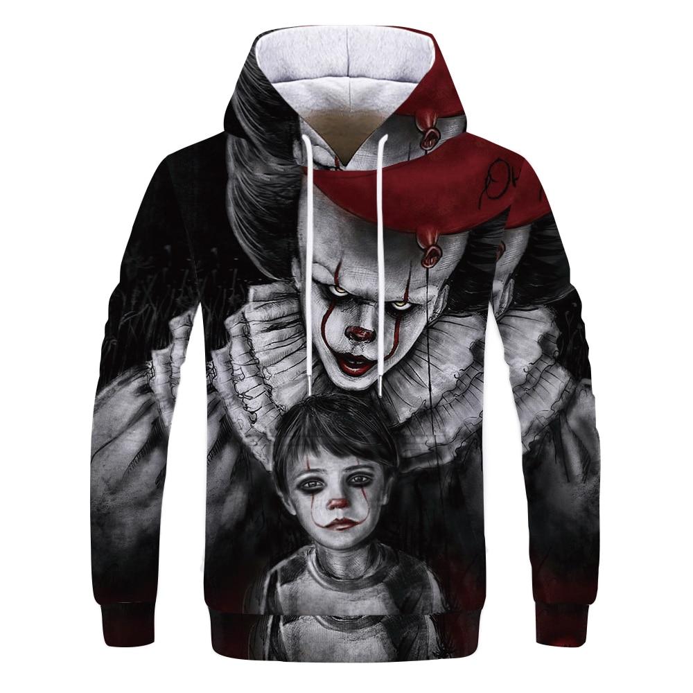 Cool Poker Man Skull 3D Print Women Men Hoodie Sweatshirt Jumper Pullover Jacket