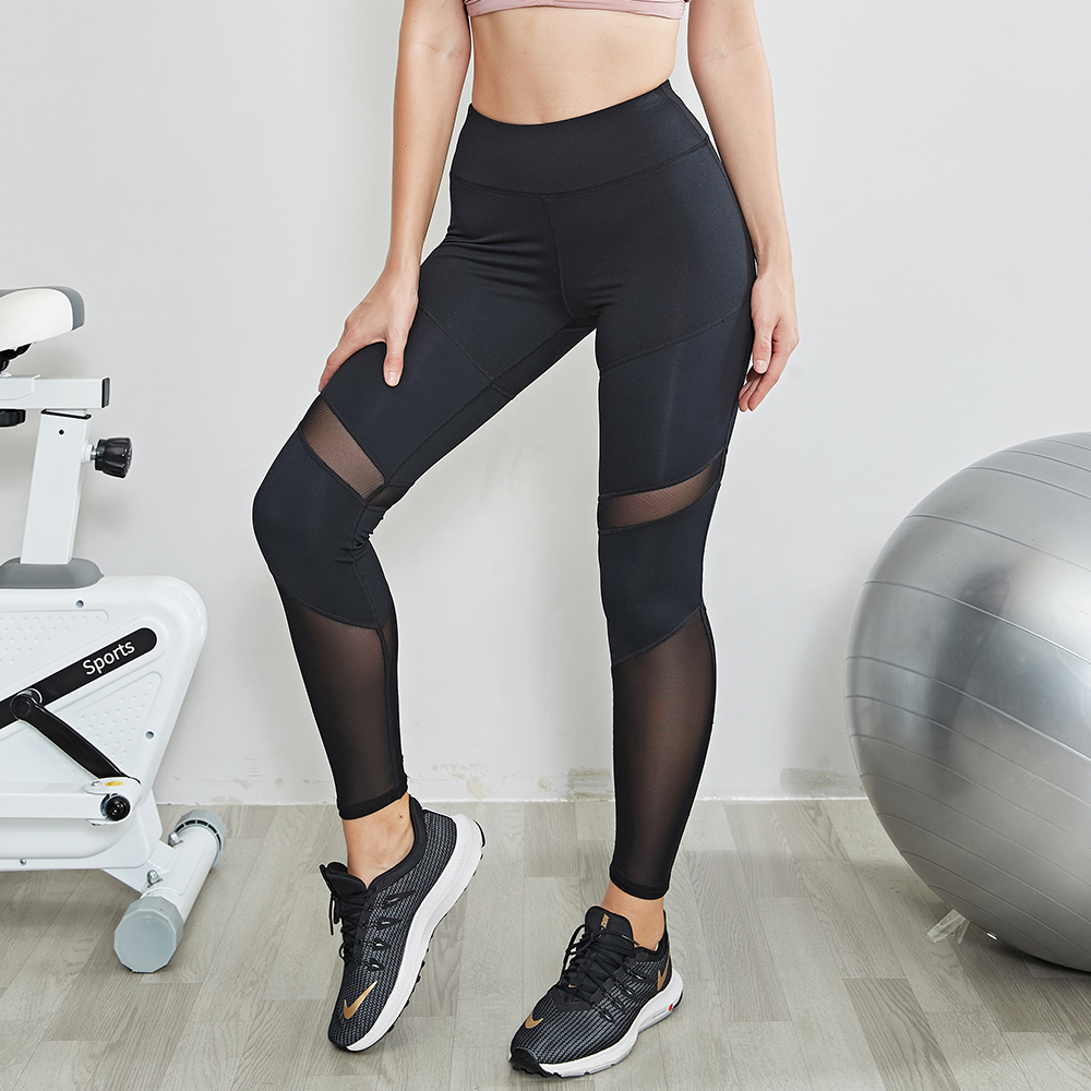 Fitness High Waist Legging Tummy Control Seamless Energy Gymwear Workout Running Activewear Yoga Pant Hip Lifting Trainning Wear 5