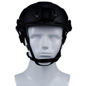 2019 2-in-1 Outdoor Tactical Helmet Field Equipment Protective Camouflage Helmet Bicycle Helmet