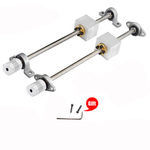 3D Printer Accessories T8 Lead Screw Stepper Motor Lead Nut Holder T8 Nut Set Diameter 8mm Vertical Kit or Horizontal Kit