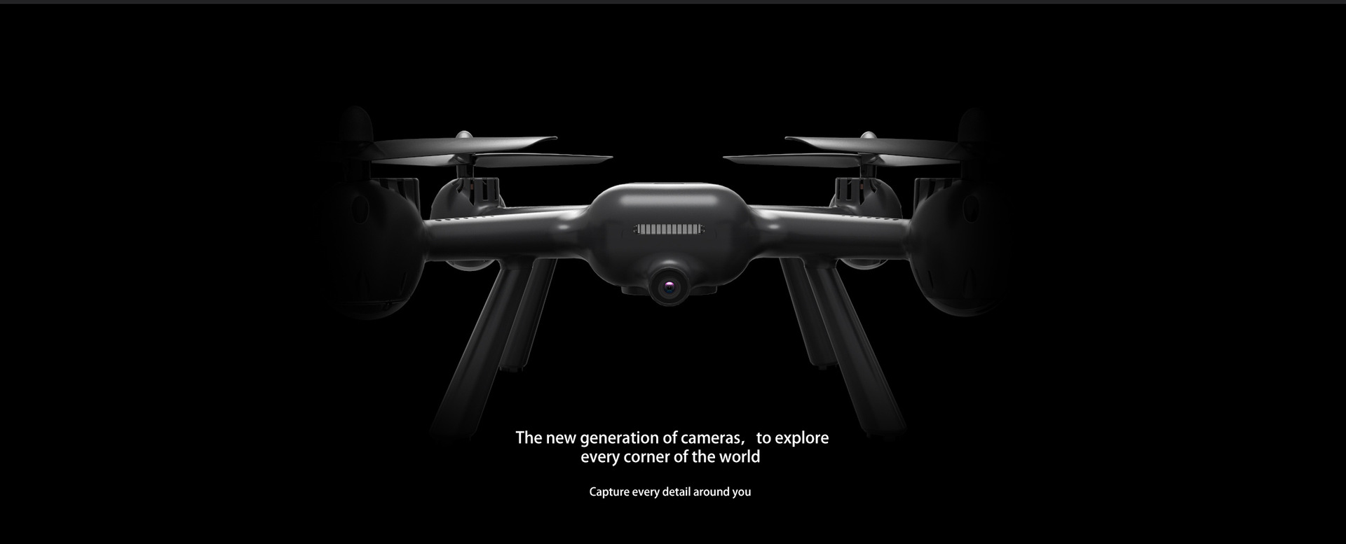 Linda MJX X104g GPS Unmanned Aerial Vehicle A Key Return High-definition Aerial Remote-control Aircraft Quadcopter