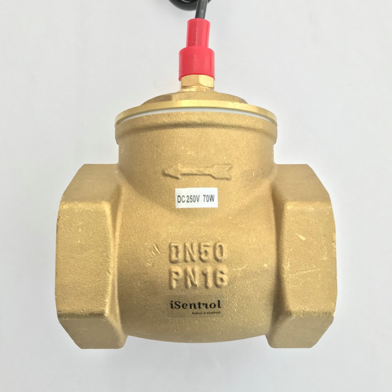 Commutateur de capteur de débit de Type palette de USP-FS20TA commutateur de capteur magnétique en laiton commutateur de capteur magnétique 8-300L/min 250V DC 70W 2 fils commutateur Saier