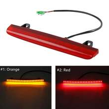 Motorcycle Rear Rack LED Brake Light For Honda Goldwing GL1800 2018-2019 Red/Orange(China)