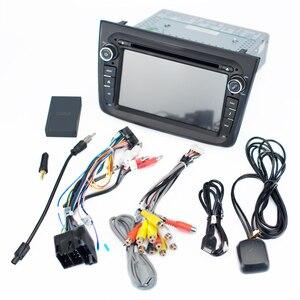 Image 5 - Isudar 1 דין אוטומטי רדיו אנדרואיד 9 עבור אלפא רומיאו מיטו 2008 אוקטה Core RAM 4G ROM 64G רכב מולטימדיה וידאו DVD נגן GPS USB DVR