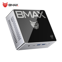 BMAX B2 Plus Mini PC Intel Celeron J4115 8GB RAM 128GB ROM SSD Intel HD Graphics 400 Quad Core HDMI Type C RJ45 Windows 10