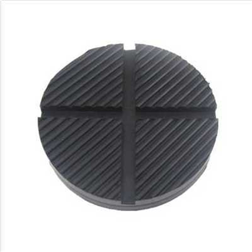 Car Parts Rubber Support Pad Universal Car Slotted Frame Rail Floor Metal Jack Adapter Lift Rubber Pad Vehicle Maintenance Keep