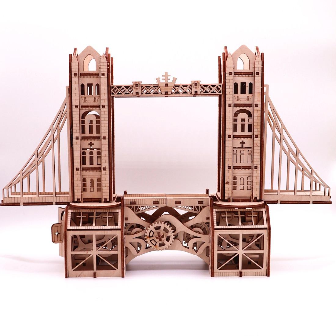 Двойной цилиндр Стирлинг Модель двигателя наборы физика научный эксперимент DIY Модели Строительные наборы игрушки для детей - 2