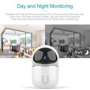 Image 4 - FREDI 1080P Cloud IP Camera Intelligent Auto Tracking Surveillance Camera Home Security Wireless WiFi CCTV Camera With Net Port
