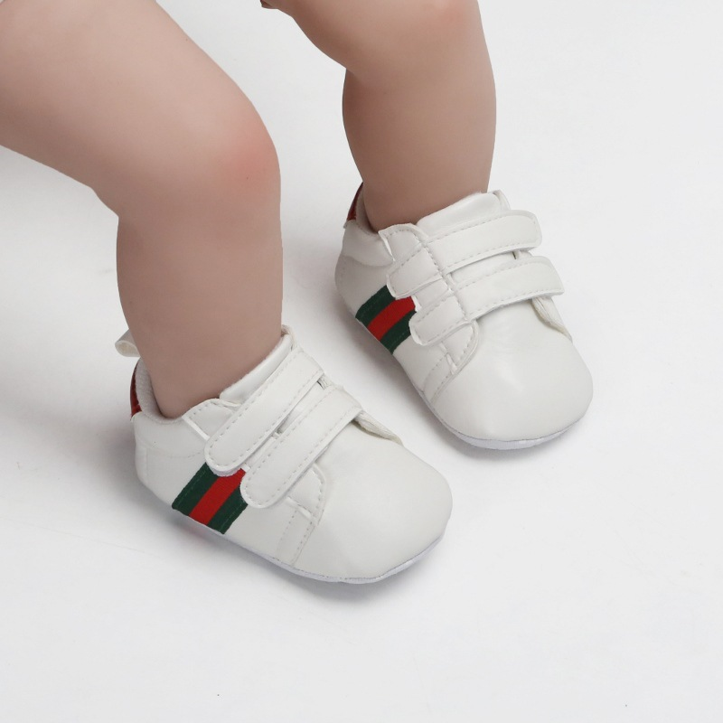New Fashion Newborn Baby Infant Casual Shoes Soft Bottom Comfortable Non-slip Toddler Baby Boy Girl Shoes
