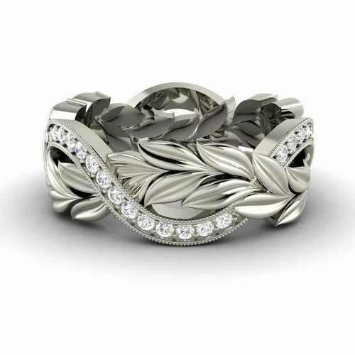 925 Sterling Silver Warna Pernikahan Diamond Ring untuk Wanita Mewah Putih Topaz Gemstone Bizuteria Anillos S925 Cincin Perak