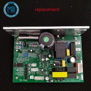 Image 2 - Yedek koşu bandı kontrol panosu ile uyumlu DCMD77N devre motor kontrolörü