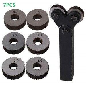 Image 1 - Набор инструментов для накатки, 7 шт., 0,5 мм, 1 мм, 2 мм
