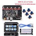 BIGTREETECH BTT SKR V1.4 SKR V1.4 Turbo Control Board TFT35-E3 V3.0 Touchscreen TMC2208 TMC2209 Motor Fahrer SKR V1.3 Upgrade