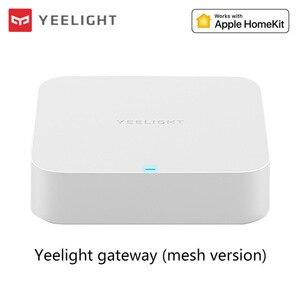 Image 4 - Yeelight Smart downlight 2700 6500K oprawa sufitowa w dół Light Mesh Hub dla aplikacji Mijia do inteligentnego sterowania APPle homekit