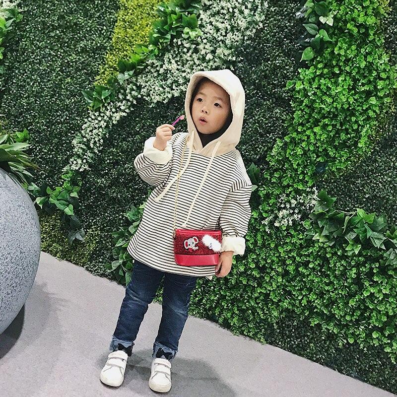 2019 Spring New Style Children's Bags Shoulder Bag Fashion Maomao Bag