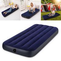 Luft Matratze Durable Blow Up Luftmatratze Aufblasbare Matratzen mit Gebaut in Pumpe für Home Reise Outdoor Camping