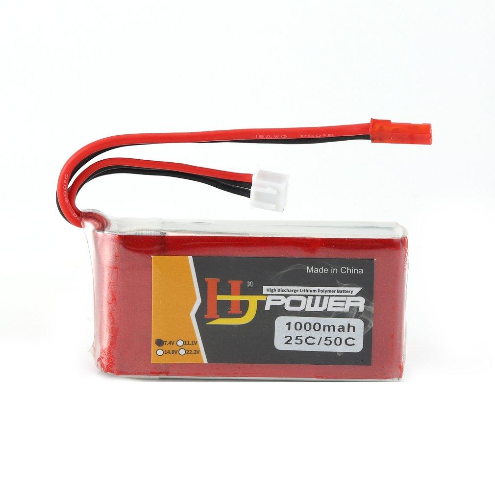 HJ Power 2S 7.4V 1000mAh 25C