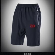 Дайв рыбалка брюки наивысшего качества открытый спортивный быстрый сухой дышащий Рыбалка одежда для мужчин плюс размер DAWA рыболовные шорты