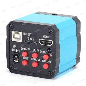 Image 4 - HAYEAR 14MP HDMI 1080P HD usb цифровой промышленный видео инспекционный микроскоп камера