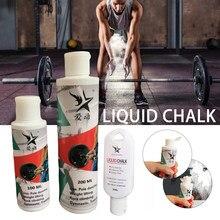 Craie liquide en poudre de magnésium antidérapante, 200ML, pour le sport, la gymnastique, l'haltérophilie, l'escalade