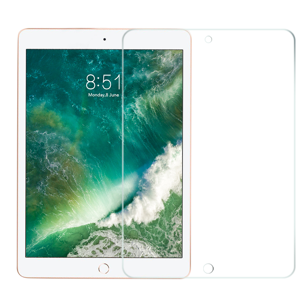 Anti-fingerprint Tempered Glass For Apple IPad 10.2 2019 Screen Protector 9H HD Protective Glass Film For IPad 7 7th Generation