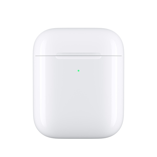 Apple AirPods 2nd with Wireless Charging Case TWS Headphone Bluetooth Stereo Music Sport Earbuds for iPhone iPad Mac Apple Watch Electronics Wireless Earphones