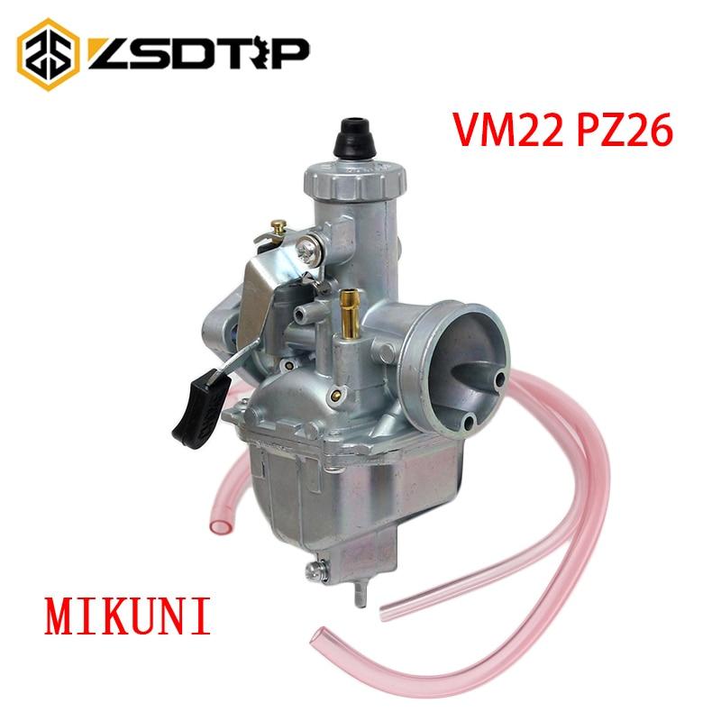Mikuni VM24 Carburetor 28mm Carb For 140cc 150cc 160cc Pit Dirt Bike CRF50 SSR
